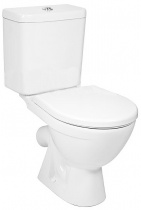 Wc kombiklozet LYRA plus se ikmm odpadem 2638.4 - JIKA